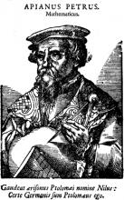 Petrus Apianus (1495–1552)