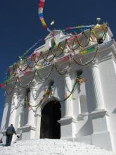 Iglesia de Santo Tomás, Chichistenango, Guatemala. Photo by ManfredWinslow, Wikimedia Commons.