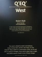 National Museum of the American Indian, Washington, DC (Spring 2019). Balam Aq'ab.